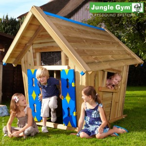 Crazy playhouse