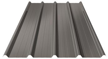 Metalen dakpanelen